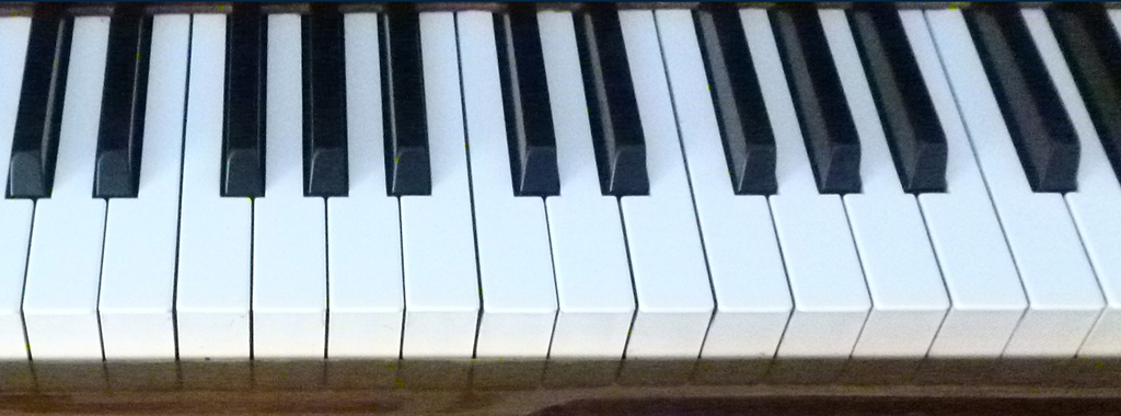 The Tuned In Academy offers Keyboard classes for Absolute Beginners