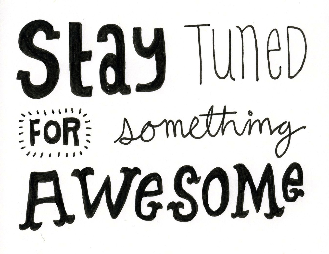 Something Awesome Is Coming: Help Us Keep The Music Going   The Tuned In  Academy   The Tuned In Academy
